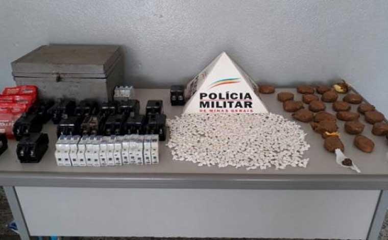 Polícia apreende mais de 600 porções de cocaína no Kwait
