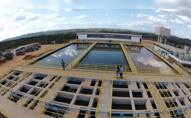 ETA já opera e abastecimento volta gradativamente em Sete Lagoas