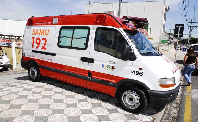 192 do Samu fica inoperante e SMS divulga número provisório para chamadas de emergência