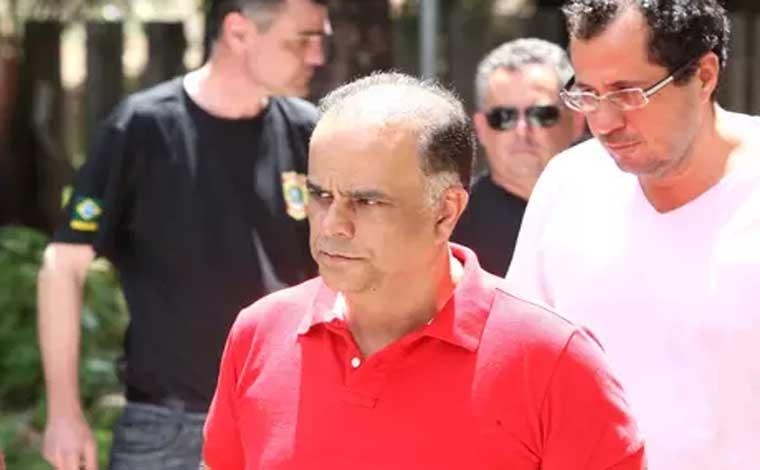 Cumprindo pena em Sete Lagoas, Marcos Valério se casa na prisão