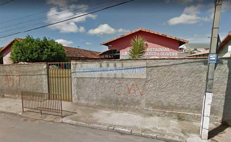 Escola é arrombada pela terceira vez no mês em Sete Lagoas