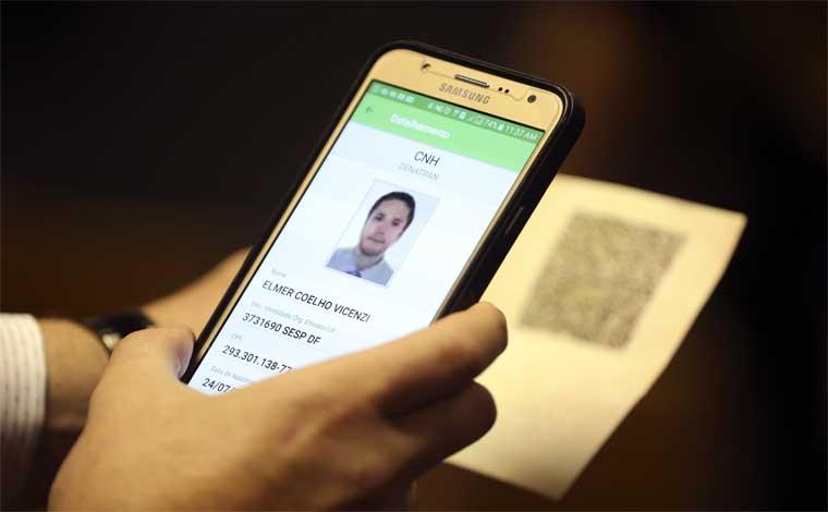 Motoristas já podem fazer a solicitação da CHN digital ao Denatran