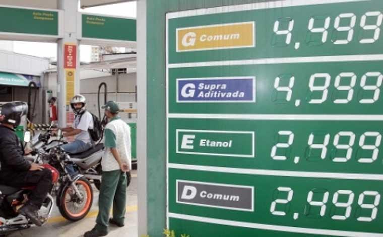 Alta do ICMS deixa a gasolina ainda mais cara em Minas Gerais