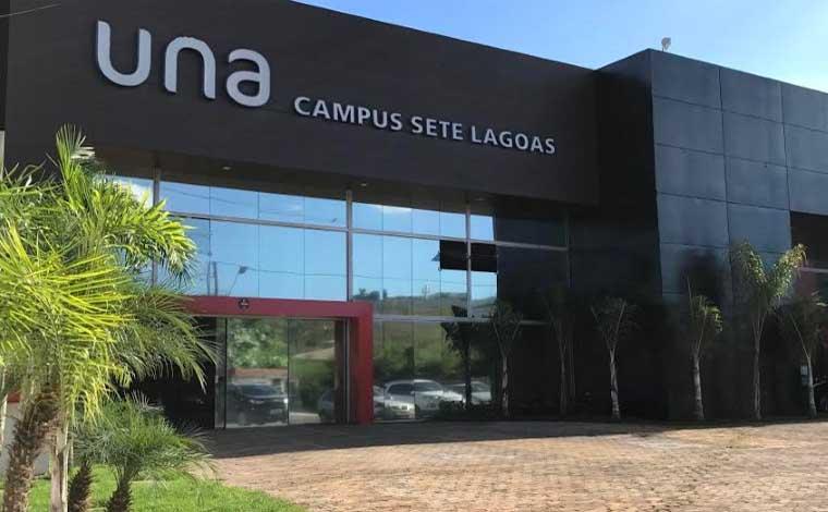 UNA realiza feirão de transferências incluindo unidade de Sete Lagoas