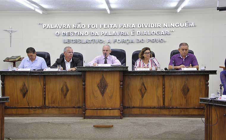 Câmara volta ao trabalho com Reunião Extraordinária e vota cessão de imóvel