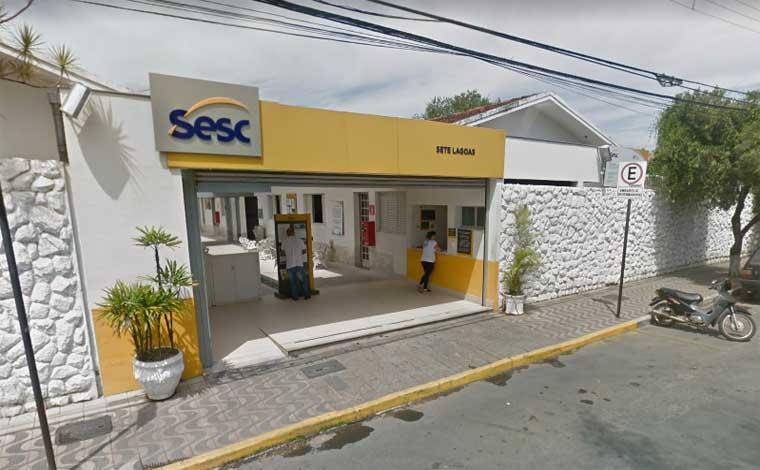 Sesc tem vagas abertas para vários cursos em Sete Lagoas