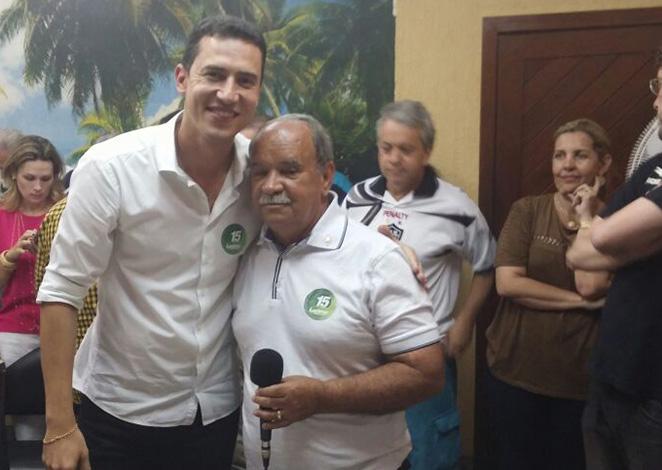 Leone Maciel é eleito prefeito de Sete Lagoas
