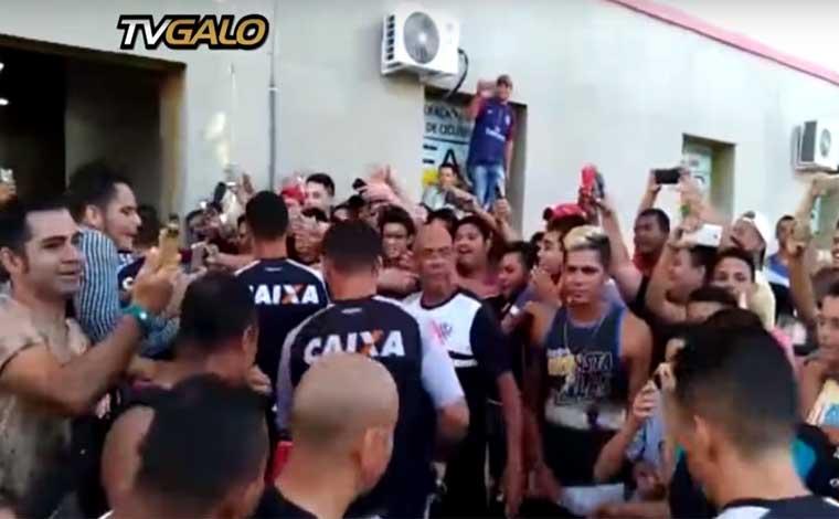 Nos braços da torcida, Atlético estreia nesta quarta-feira na Copa do Brasil