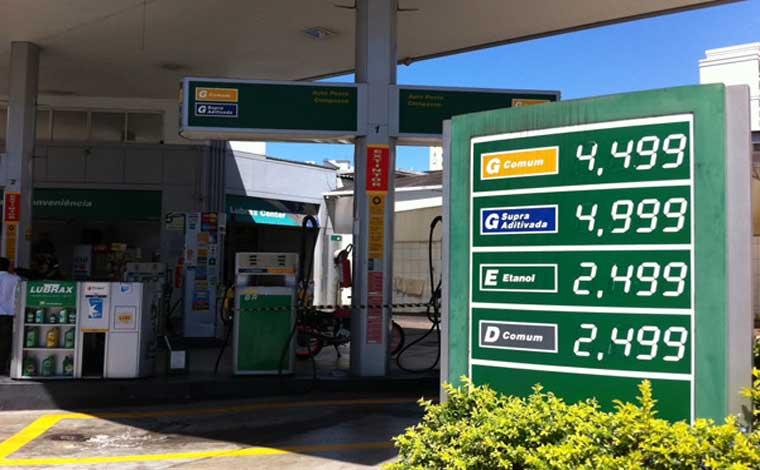 Petrobrás muda maneira de divulgar reajustes de combustíveis