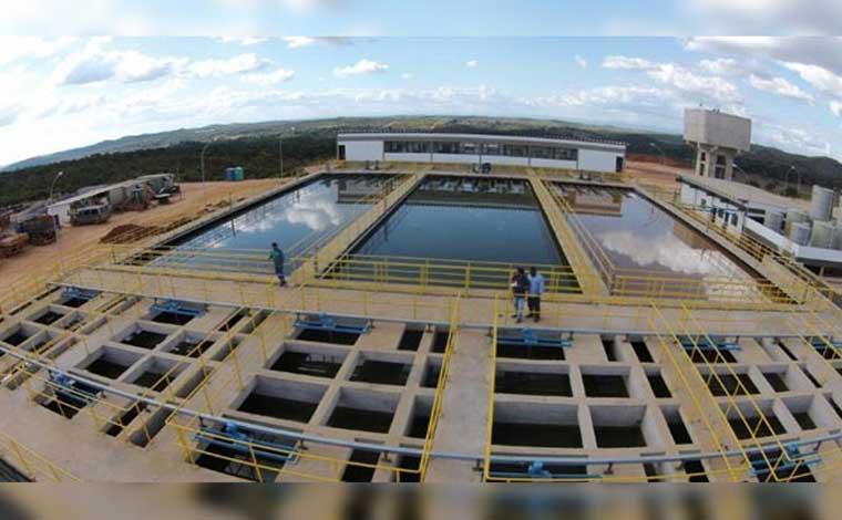 Problemas no bombeamento de água interrompem funcionamento da ETA em Sete Lagoas