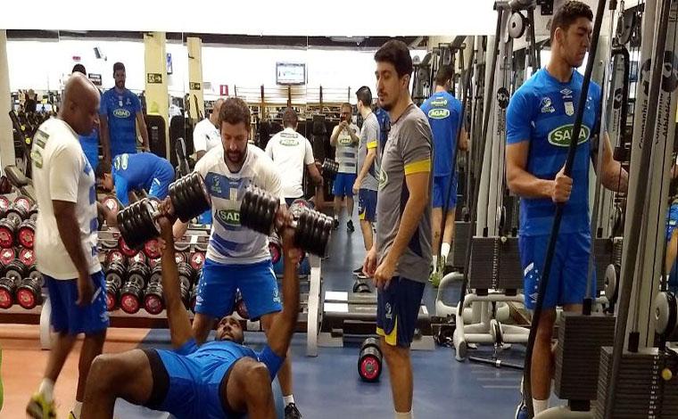 Com jogo na sexta-feira, Sada Cruzeiro se despede da folia mais cedo