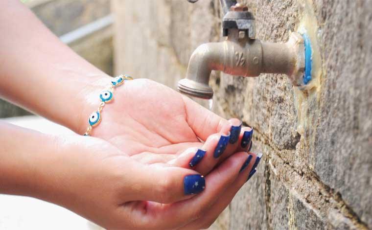 Bairros de Sete Lagoas ficam sem água devido a manutenção na rede