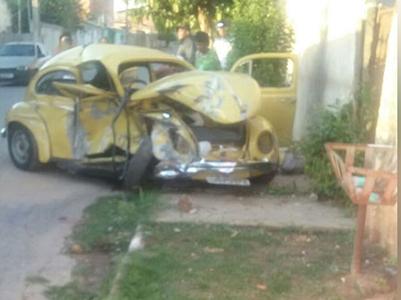 Idoso morre em acidente provocado por motorista com suspeita de embriaguez
