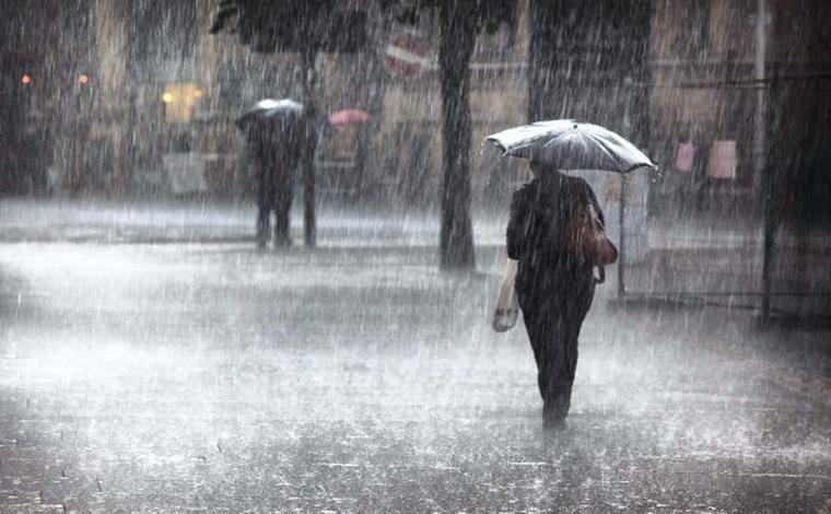Fim de semana deve ser de calor e pancadas de chuva em Sete Lagoas
