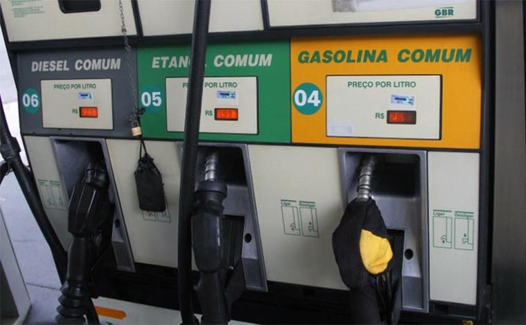 Petrobras passa a divulgar pelo site preços médios dos combustíveis nas refinarias