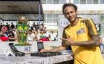 Com categoria exclusiva às mulheres, Neymar Jr's Five abre inscrições