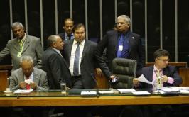 Maia volta a defender redução de ministérios em lugar de criação de impostos