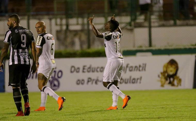 Atlético empata em Juiz de Fora e sobe para terceira posição no Mineiro