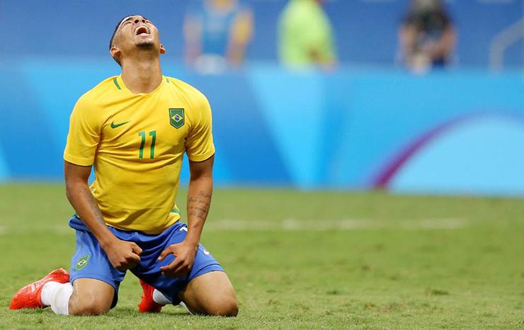 RIO 2016: Com atuação abaixo da crítica, Brasil empata mais uma e se complica