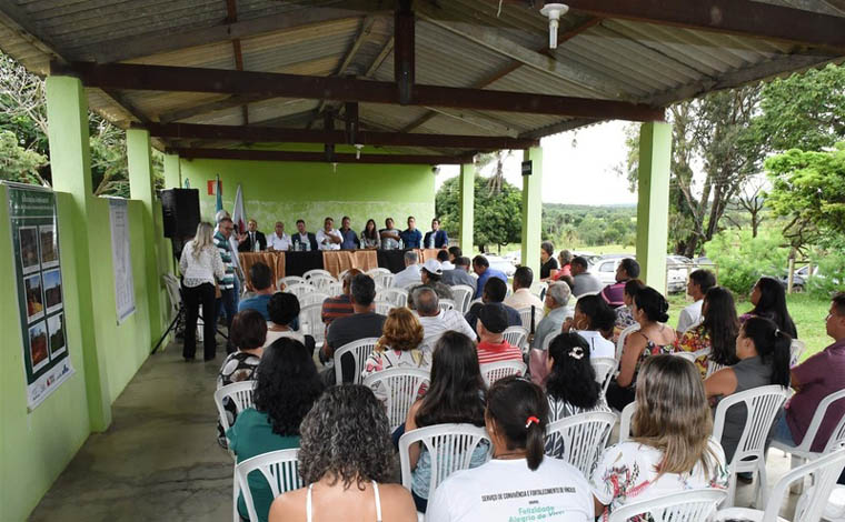 Inhaúma tem sub-bacias do Rio São Francisco revitalizadas