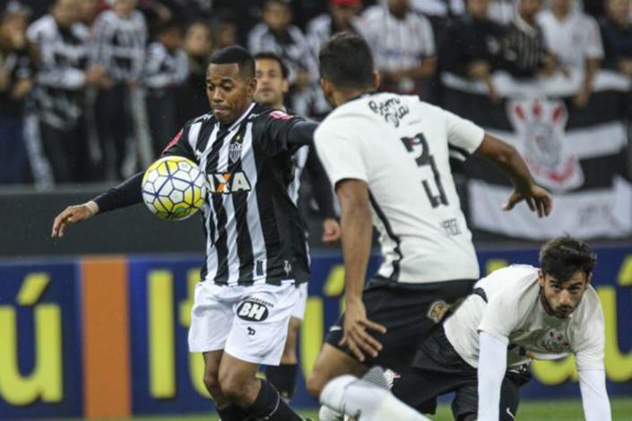 Galo empata com Corinthians e perde chance de encostar na liderança