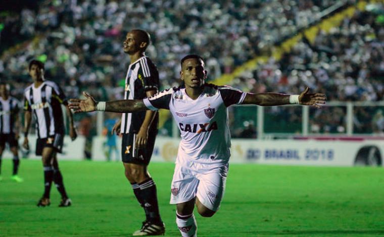 Galo vence fora de casa e larga em vantagem na 3ª  fase da Copa do Brasil