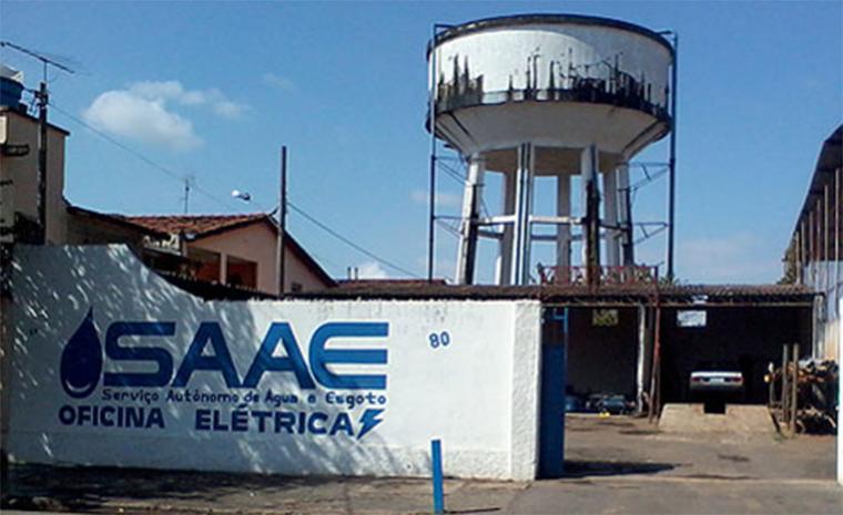 Saae passa a paralisar abastecimento de água no horário de pico em Sete Lagoas