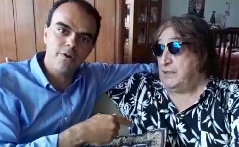 Colunista Petrônio Souza Gonçalves lança livro no Sul de Minas