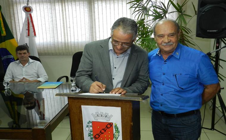 Caixa e Prefeitura oficializam construção de 500 casas no Cidade de Deus