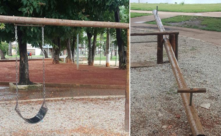 Prefeitura de Sete Lagoas pede população para denunciar depredação de bens públicos