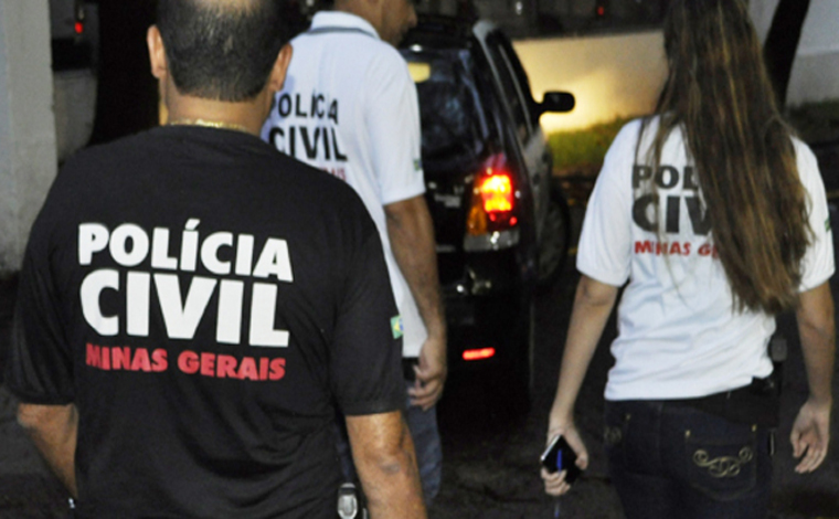 Polícia Civil prende suspeito de estuprar criança de nove anos em Neves