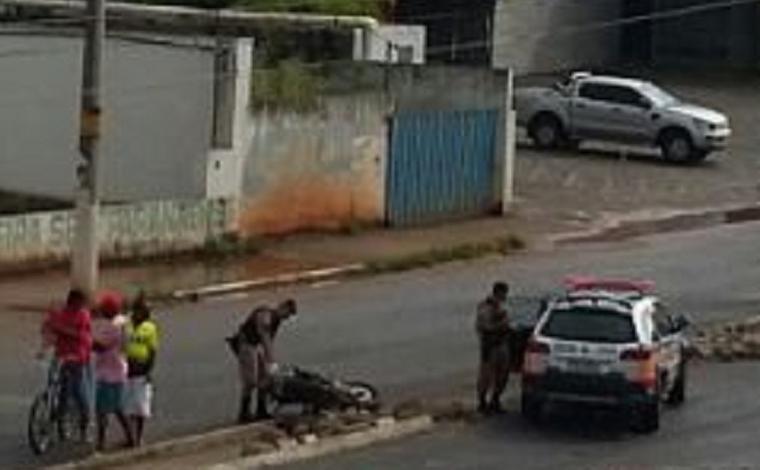 Polícia prende autor de tentativa de homicídio no Bairro São Jorge
