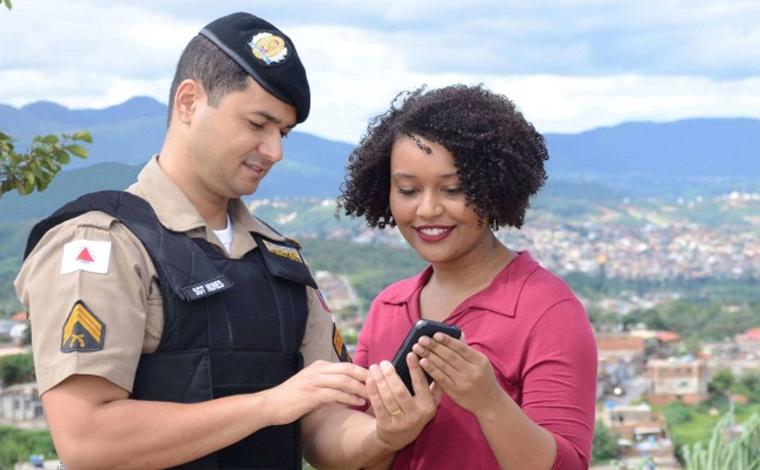PM oferece serviço para ajudar a identificar proprietários de celulares roubados
