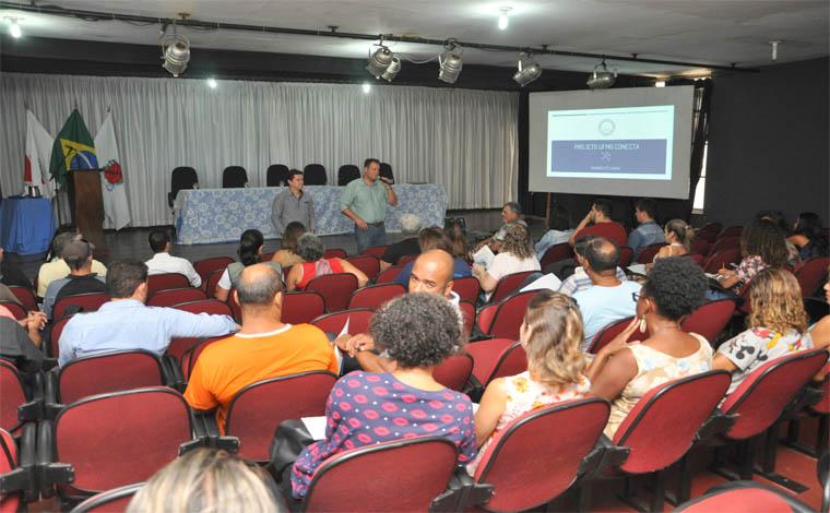 Equipe da UFMG desenvolve projeto relacionado ao turismo em Sete Lagoas