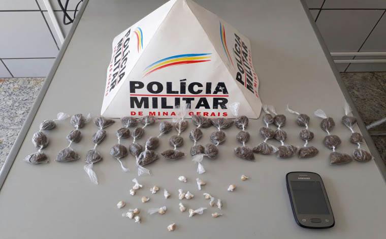 Partindo de denúncia, PM prende três homens no Bairro Ondina Vasconcelos