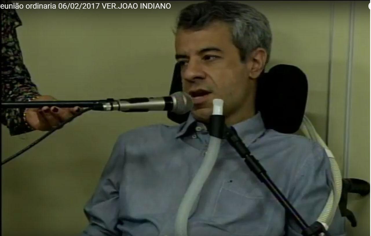 Câmara de Pedro Leopoldo decreta luto de três dias pela morte de João Indiano