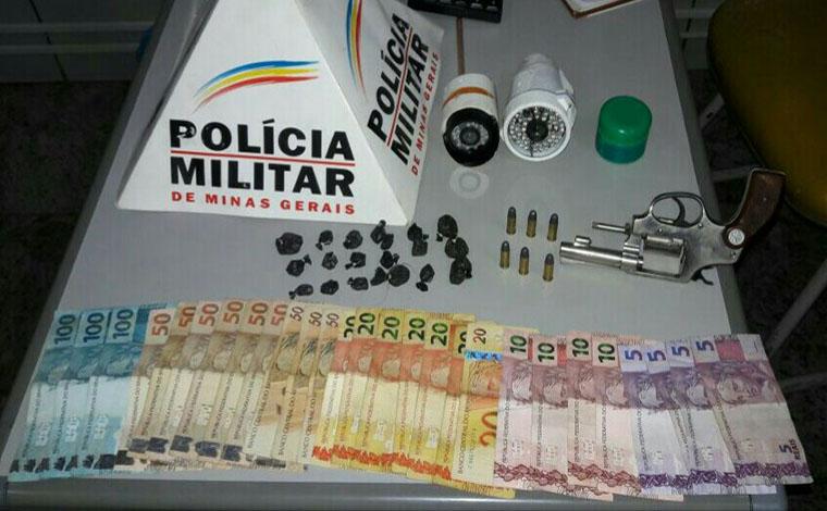 PM prende traficantes em operação no Bairro Santa Luzia