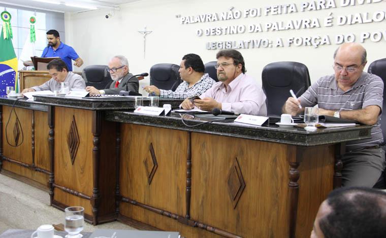 Líder do governo na Câmara anuncia início de nova Operação Tapa-buracos