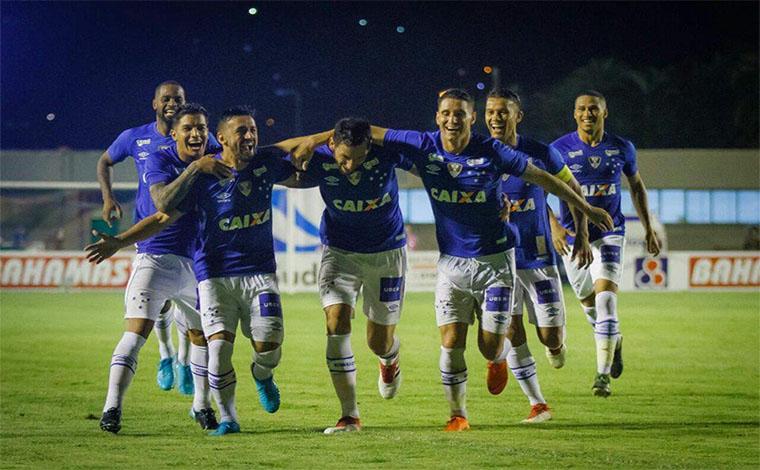 Cruzeiro vence o Tupi no primeiro duelo da semifinal do Campeonato Mineiro