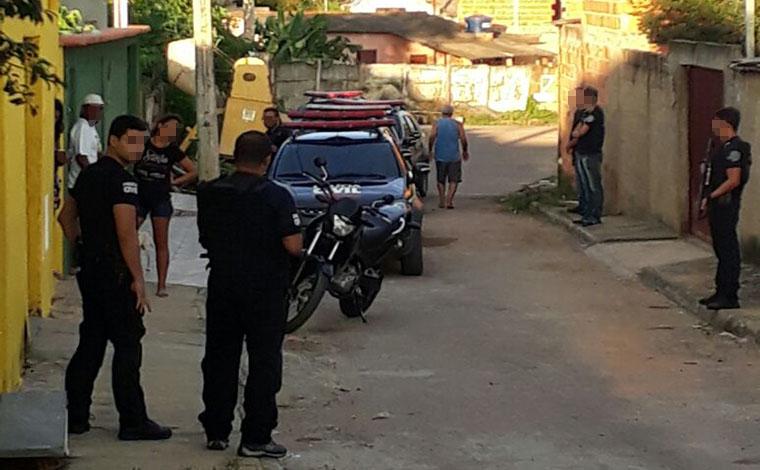 Polícia Civil deflagra ação contra a criminalidade e prende 19 em Paraopeba