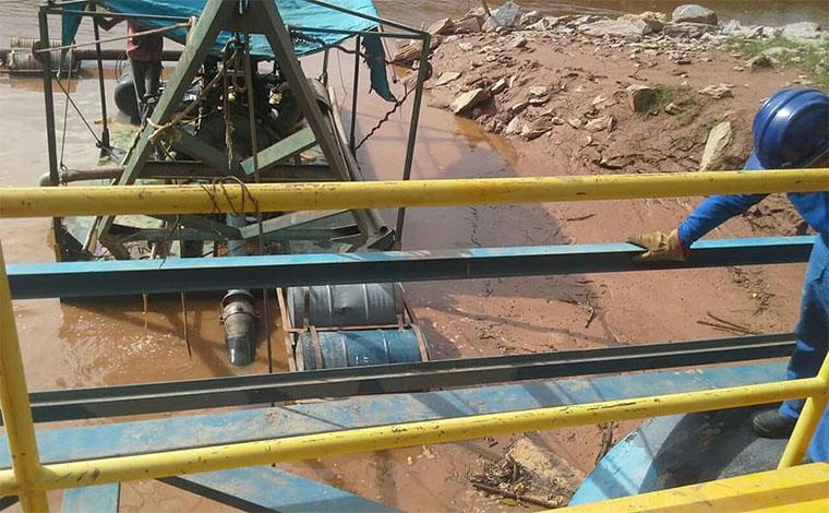 Saae esclarece dificuldades no abastecimento de água da Região Norte