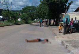 Mulher é morta a tiros no Bairro Belo Vale, em Sete Lagoas