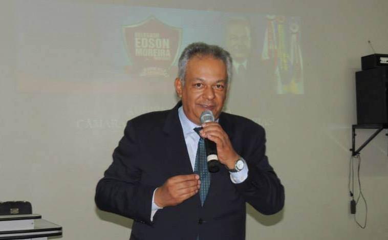 Deputado federal Edson Moreira realiza palestra em Sete Lagoas