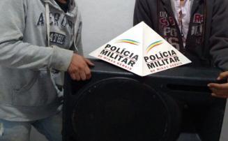 Giro Policial – Assaltantes roubam imóvel da Secretaria de Esportes e são presos