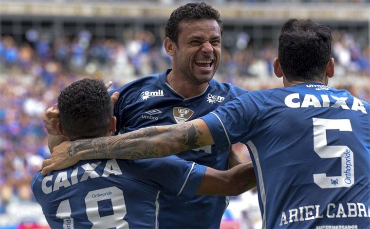 Fred deve ficar fora de combate no Cruzeiro entre seis e oito meses