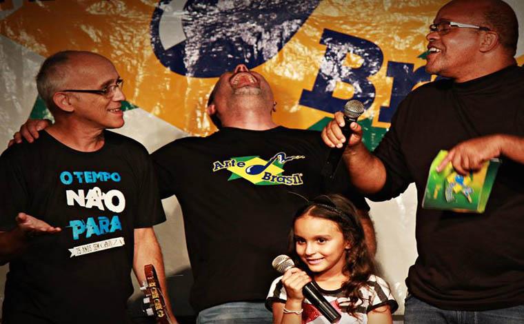 Arte Brasil comemora 16 anos com muitas atrações na Casa da Cultura