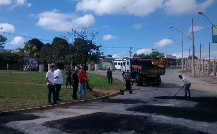 Prefeitura tem serviços comprometidos por falta de repasses do estado