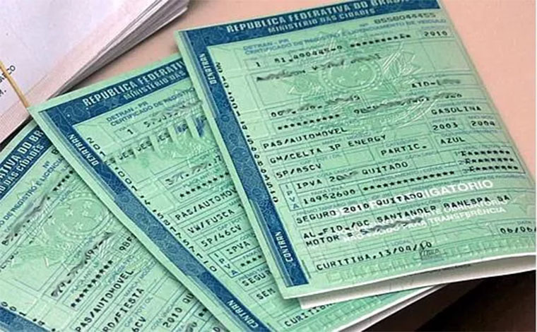 Taxa de Licenciamento já deve ser paga para não barrar emissão do CRLV