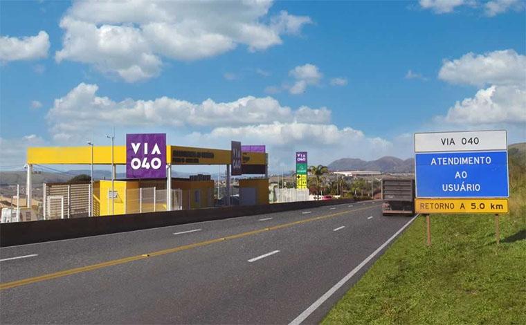 Via 040 anuncia redução de ocorrências no feriadão e mais obras na rodovia