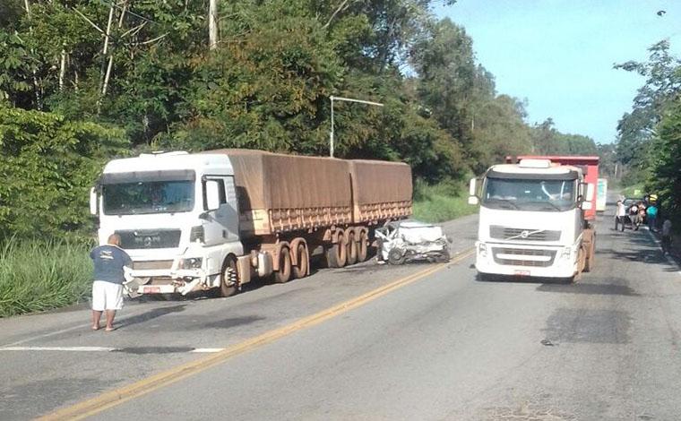 PRF registra queda de 23% no número de acidentes em rodovias federais